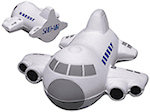 Small Airplane Stress Balls
